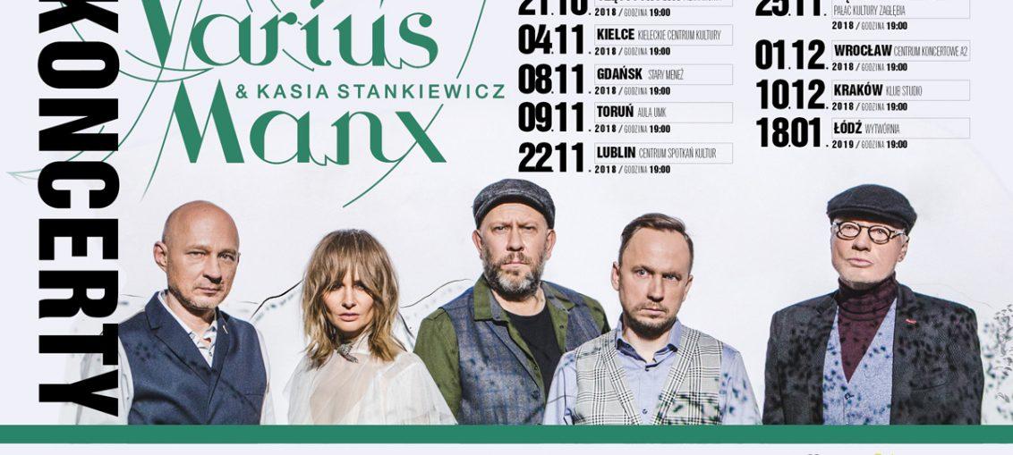 Promo POlska Varius Manx i Arek Kłusowski