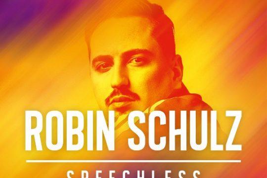 Robin Schulz Erika Sirola Speechless