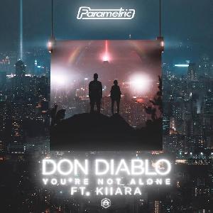 Don Diablo Top 20 You're not alobne Kiiara