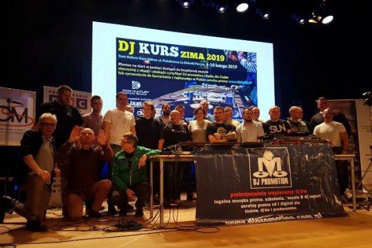 Kurs dla DJ