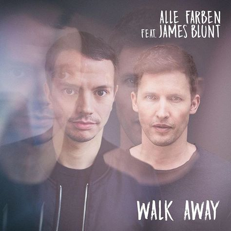 Alle Farben James Blunt Walk away