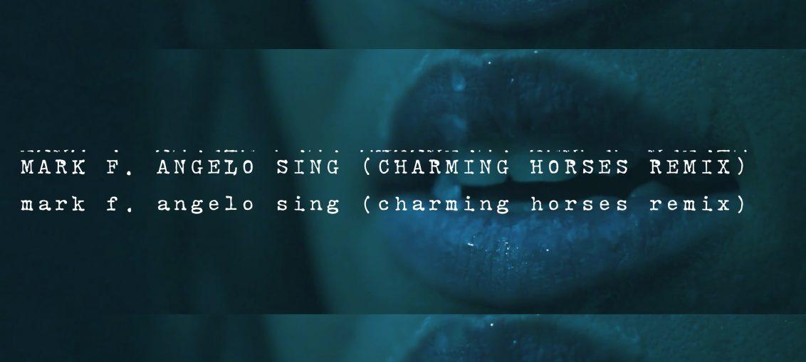 Frank D Angelo Charming Horses remix