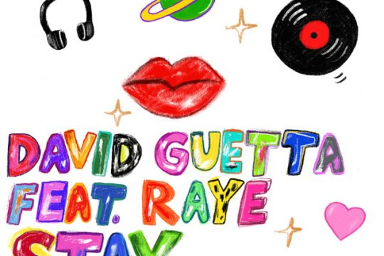 David Guetta feat Raye - Stay Don't Go Away