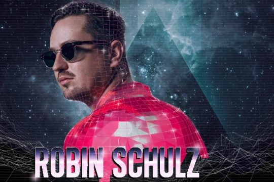 Robin Schulz Harloe All this Love promo