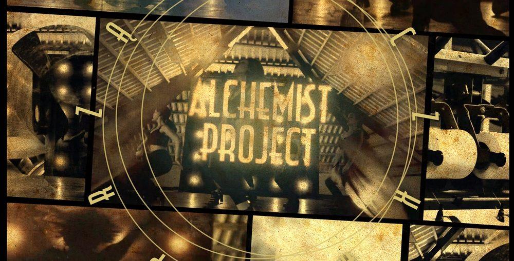 Alchemist Project Prząśniczka