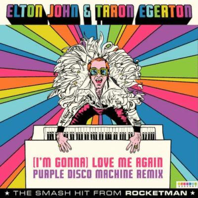 purple disco machine remix