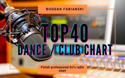 ten city Top 40 dance chart pegassi gold88