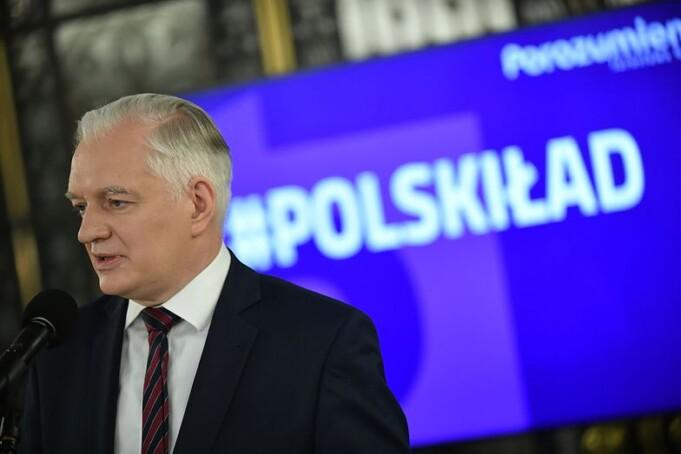 jarosław gowin umowa zlecenie 2022