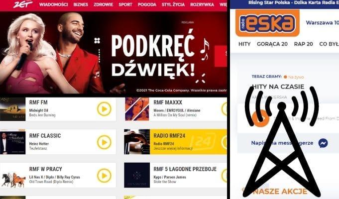 Radiowe playlisty 2021
