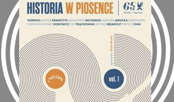 historia w piosence retro 65 lat polskie nagrania