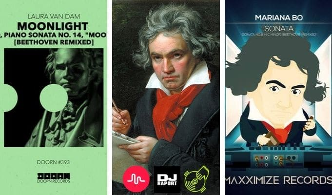Beethoven-Remixed mariana BO Laura van Dam