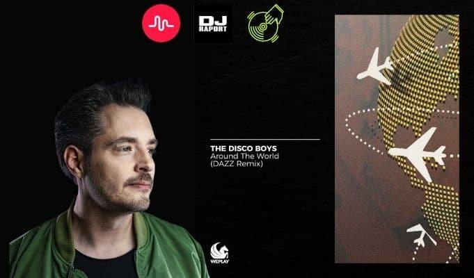 dazz remix around the world disco boys
