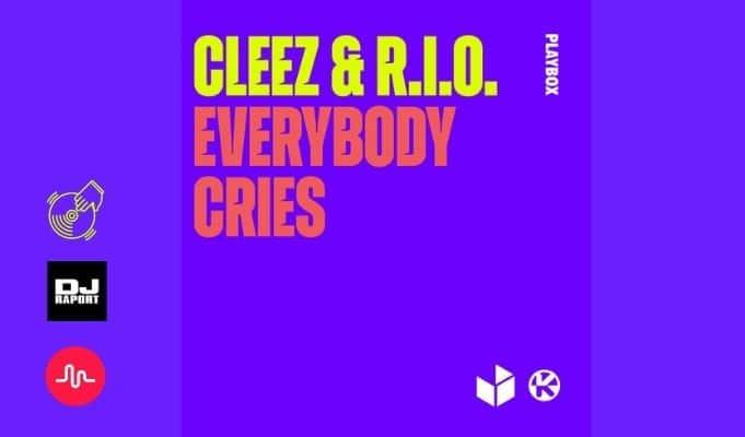 everybody cries cleez rio