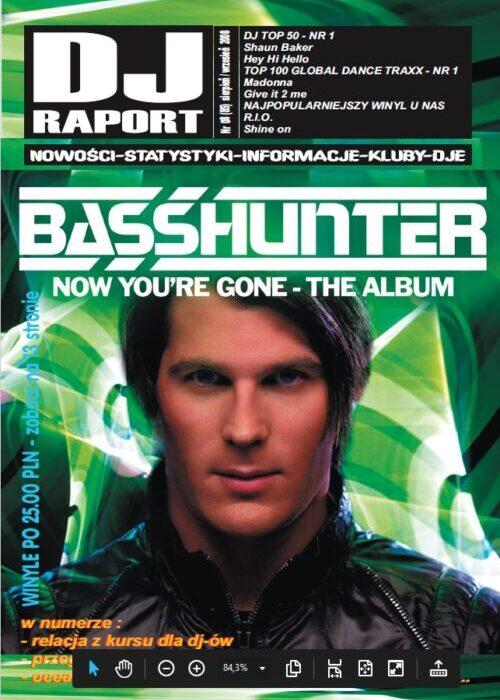 DJ Raport 2008 08