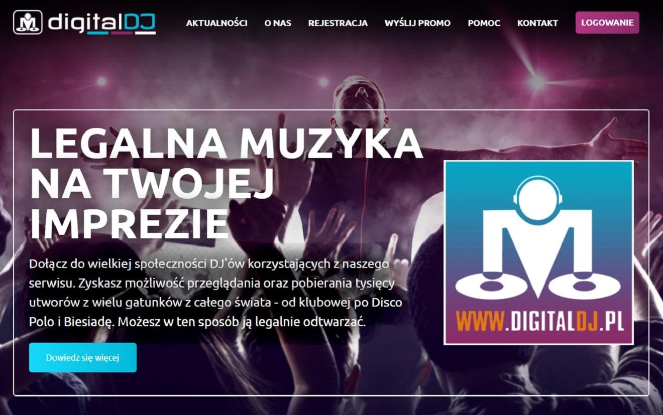 digital dj pl