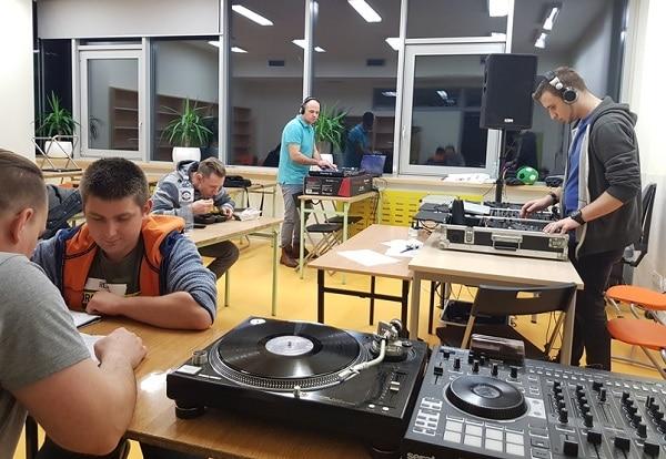 DJ Promotion Kurs Zima 2019
