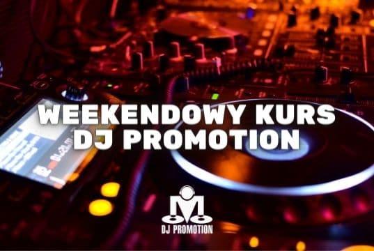 weekendowy kurs dj promorion 537 360